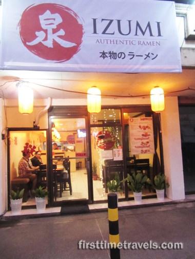 Izumi Authentic Restaurant