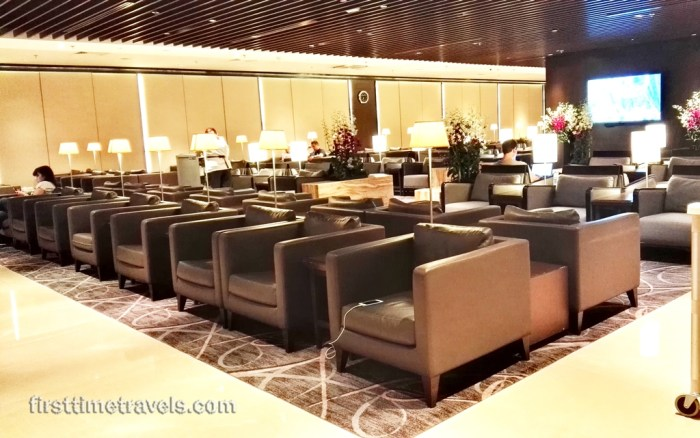 SilverKris Lounge
