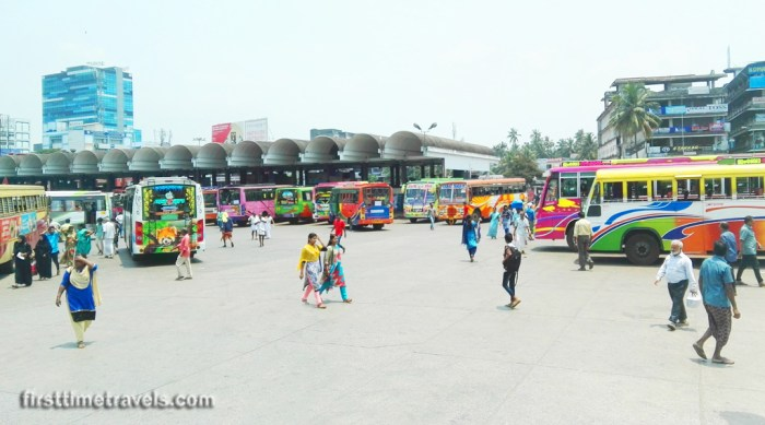 Kozhikode bus station