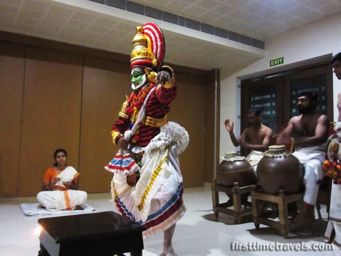 Koodiyattam Kerala Blog Express