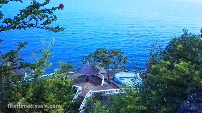 Camotes Islands Buho Rock