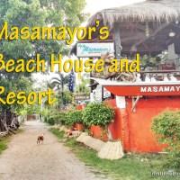 Masamayor's Beach House and Resort