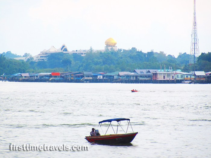 Kampong Ayer ASEAN Brunei