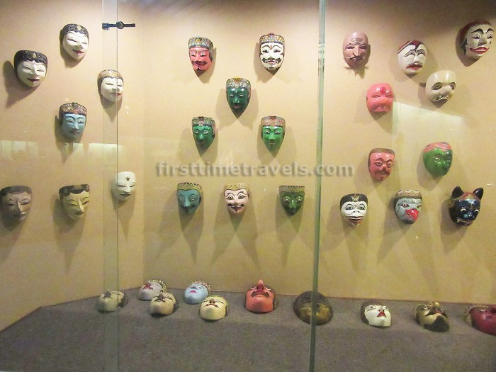 Masks of Indonesia