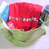 First-time Travels blog giveaway