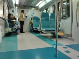 Dubai Metro Gold Class Chambers