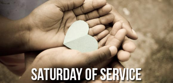 Saturday of Service 580