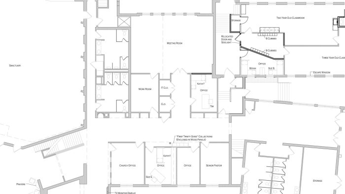 Preschool Plans (Offices)