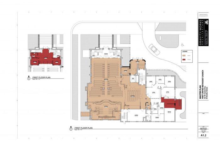 2015-04-23 First Floor Plan