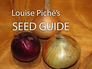 Download Louise Piché's Seed Guide