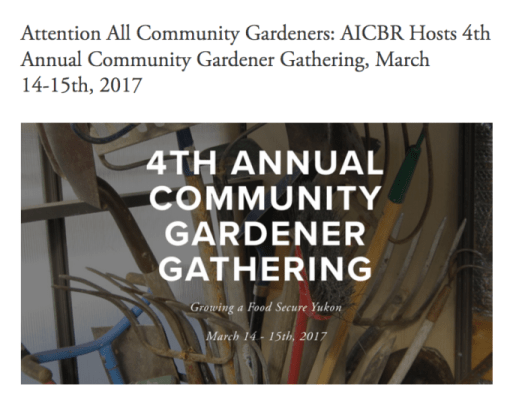 Arctic Institute of Community-Based Research