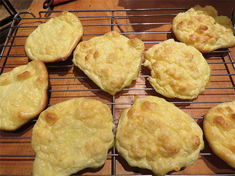 Top of the World Cloud Bread a Family Crowd Pleaser
