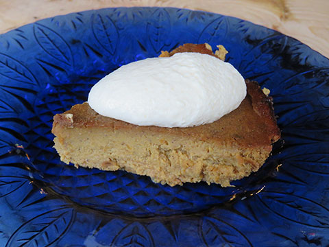 Pumpkin Pie for Thanksgiving After All