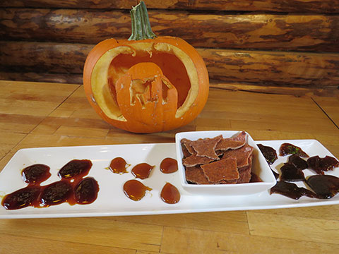Suzanne's Blog: Eating Local Doesn't Mean No Halloween Candy