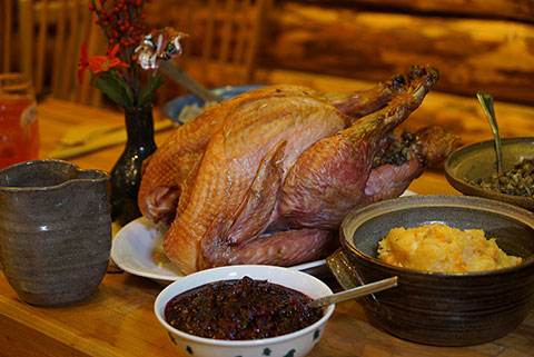 Suzanne's Blog: A Local Christmas Feast!