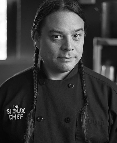 The Sioux Chef