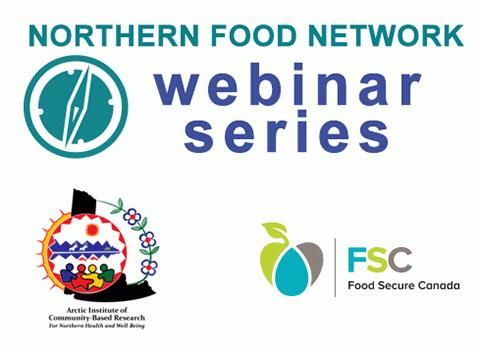Suzanne Presents in Northern Food Network Webinar