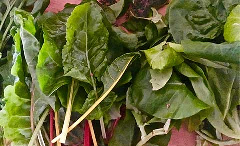 Cooking with CropBox Greens