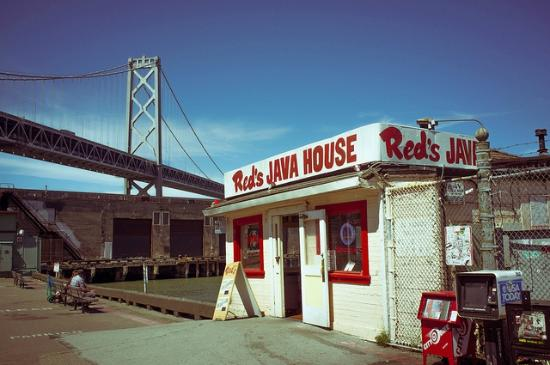 Red's Java House. Photo from TripAdvisor