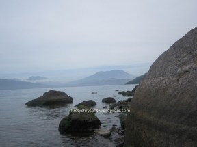 Gara-gara PLTA Singkarak, air danau Singkarak menuyusut drastis