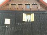 bagian samping rumah gadang