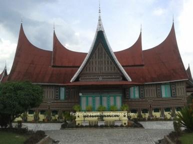 Rumah Gadang VI Suku Solok