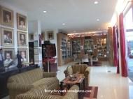 Bagian dalam Rumah Budaya Fadli Zon