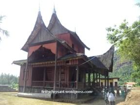 Surau Istana Pagaruyuang