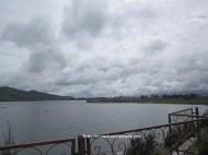 Danau Diateh, dari samping Mesjid Ummi