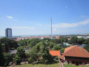 Bukit St. Paul Melaka View