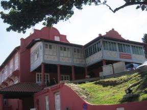 Stadthuys Red square Melaka
