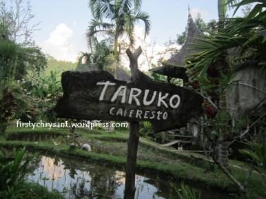 Taruko Cafe Ngarai Sianok 24