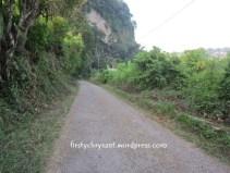 jalan ke Resto Taruko