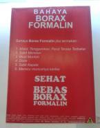 Bahaya Borax