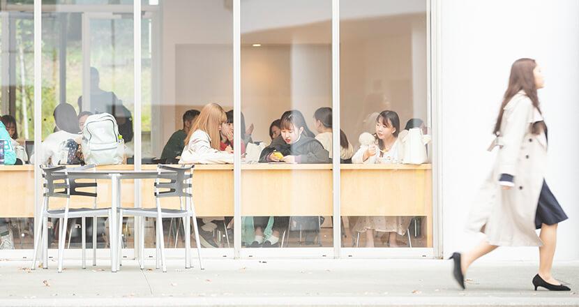 国際キャリア学科の学び カリキュラム