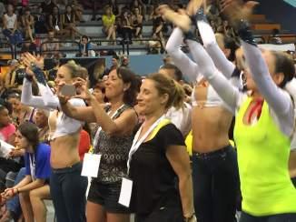 Vanessa Enjolras - coach team Air Hostess