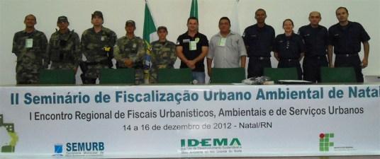 Delegação do Grupamento de Ações Ambientais da Guarda Municipal do Natal (GAAM/GMN)