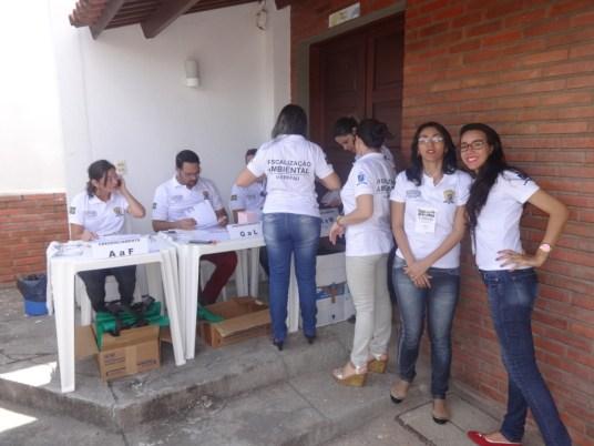 Equipe de Credenciamento e Plenário