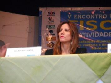 Promotora de Justiça de Defesa do Meio Ambiente, Dra. Gilka da Mata