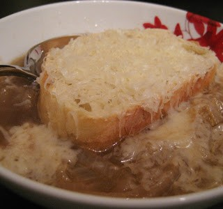 My All-time Favorite Soup: French Onion!