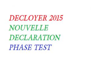 DECLOYER 2015
