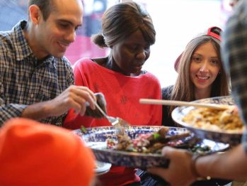 A New Restaurant Run by Refugees is Revolutionizing One of America's Poorest Cities