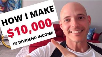 How-i-make-10000-300x170 Make Over $10,000 a Year in Passive Income - How I do it - Dividend Growth Investing 2020