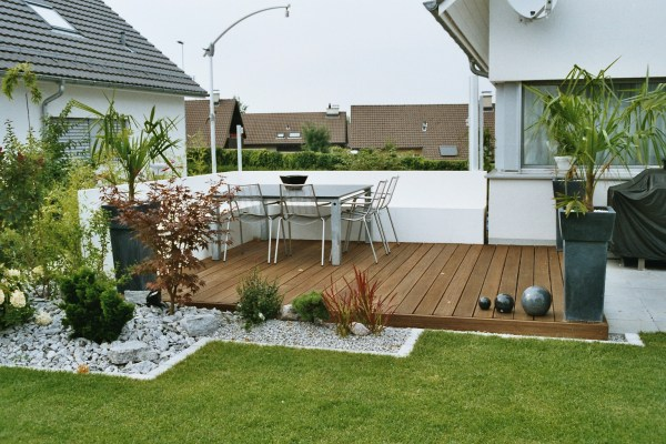 Gartengestaltung Fischer G228rten