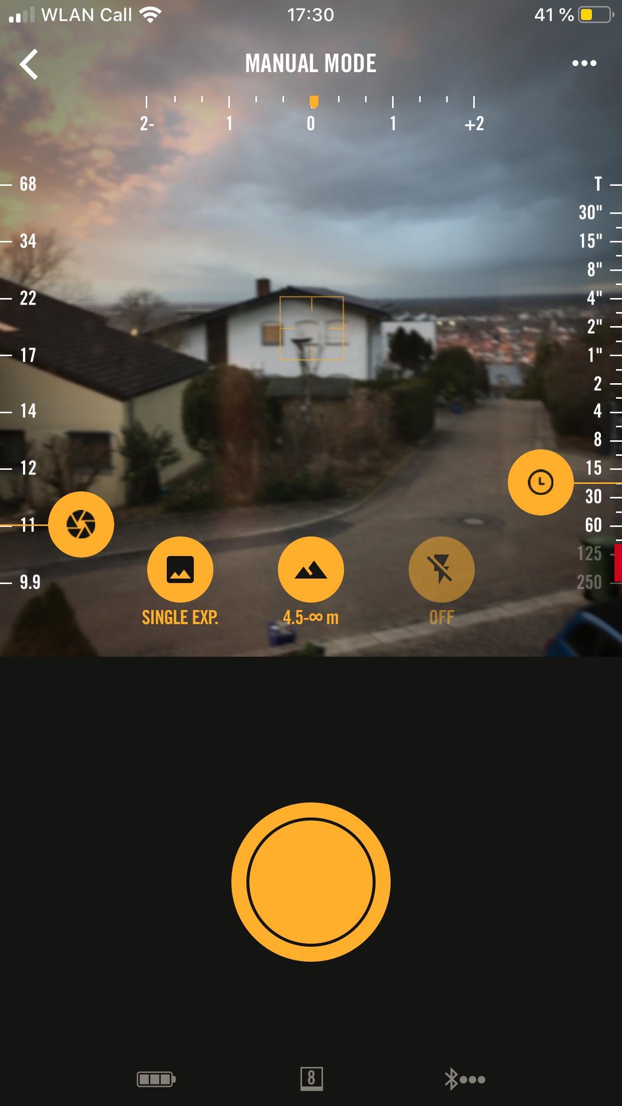 i1 Camera App