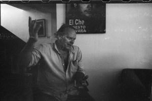 Camilo Guevara in Havana
