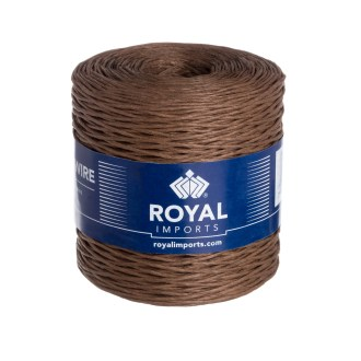 1-brown-floral-bind-wire-wrap-twine