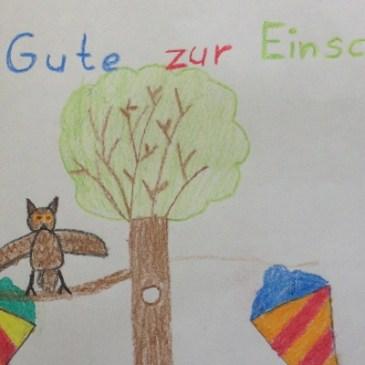 Lesetüten für Schulanfänger: Danke an die Buchhandlung Schmitz Junior!