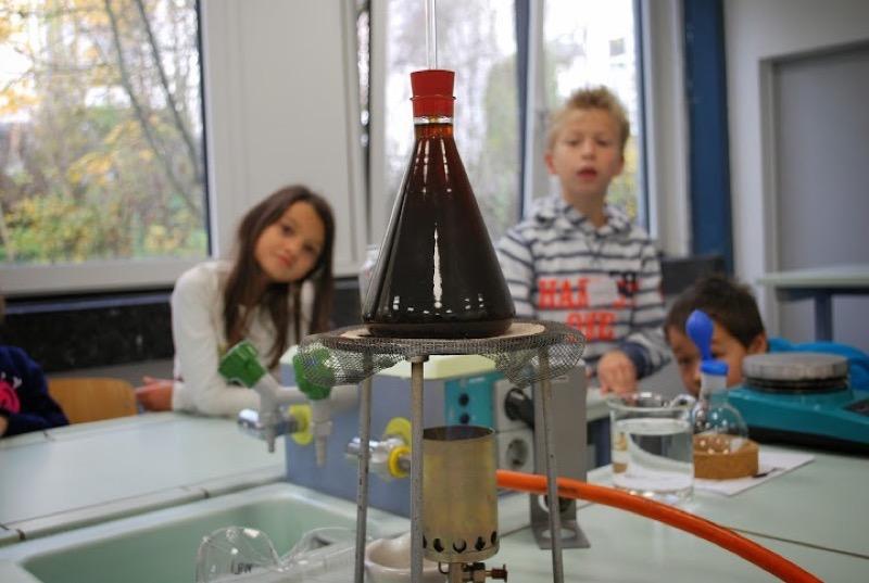 Besuch der Realschule Kettwig