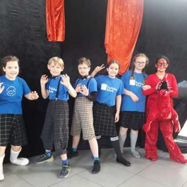 Erfolgreiches Kinder-Theater